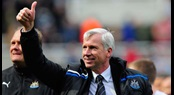 Friday Fives - Alan Pardew