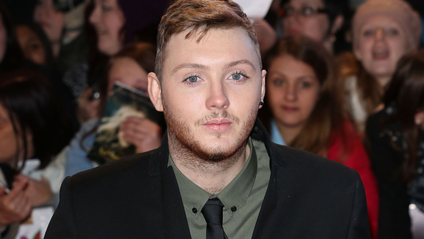 The X-Factor's James Arthur