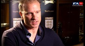 Bergkamp's Arsenal aim