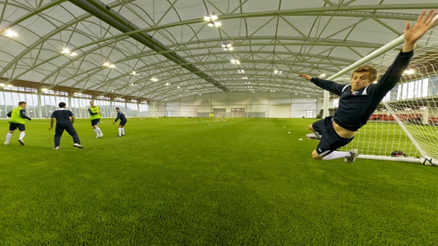 Indoor 3G Pitch
