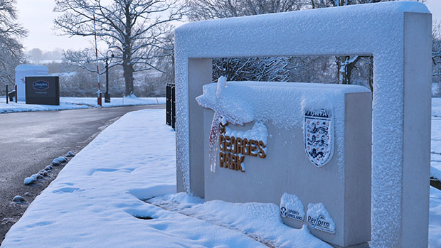 Entrance to St. George's Park