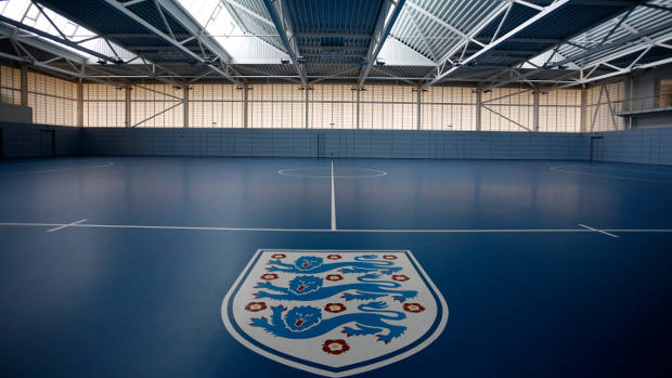 St. George's Park Futsal Pitch
