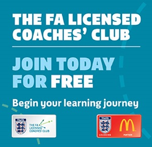 The FA Licensed Coaches' Club