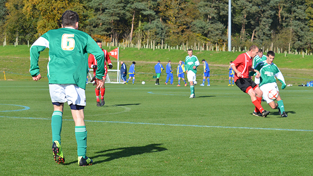 First national fixture day of the FA Cerebral Palsy Centre of Excellence fixture programme.