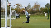 U18s Goalkeeping Camp At St. George's Park