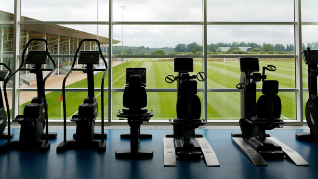Facilities at St. George's Park