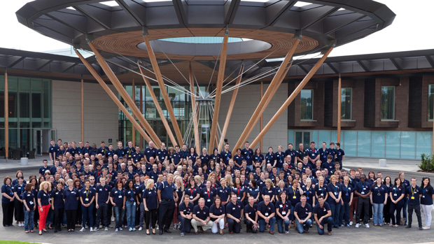 St. George's Park Staff