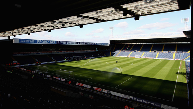 Hawthorns, West Bromwich Albion