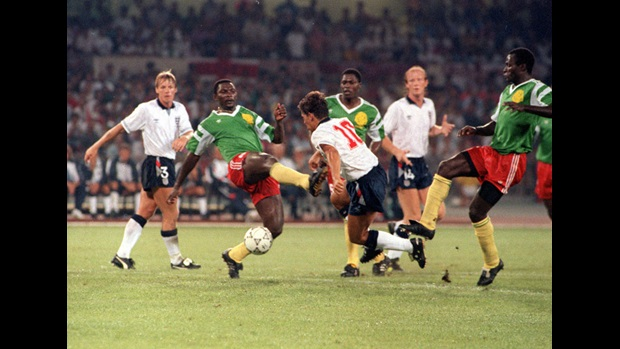 England v Cameroon
