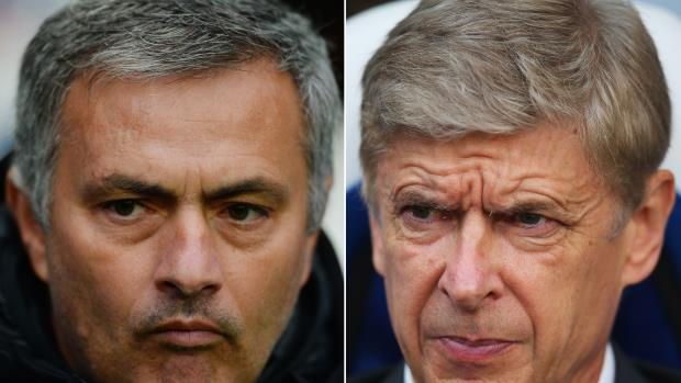 Jose Mourinho says his record against Arsene Wenger counts for nothing